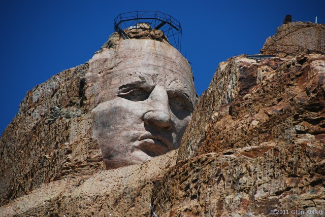Crazy Horse Memorial Completion Date Crazy horse monument