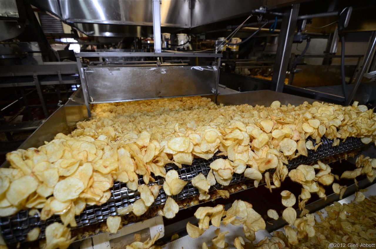 Crunch Gator Potato Chips Best Cars 2018