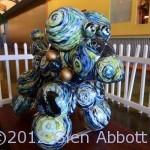 """Starry Starry Night"" by artist Frankie Demelo"