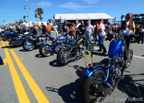 Harley Ride-In Show