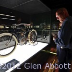 """Serial Number 1"" thought to be the first Harley-Davidson from 1903"