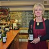 Blue Slip Winery owner Linn Slocum