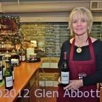 Blue Slip Winery owner Linn Slocum