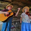 Liza Jane Alexander and Fiddlin' Curly Cottrell
