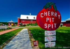 Friday Photos Cherry Pit Spittin In Door County Wi