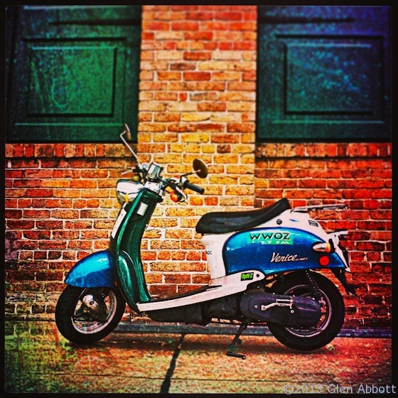 NOLA scooter
